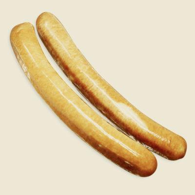 chicken-emmenthaler-sausage-e